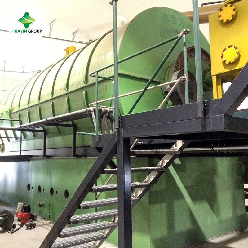 Waste black engine oil recycling plant for vehicles diesel gasoline