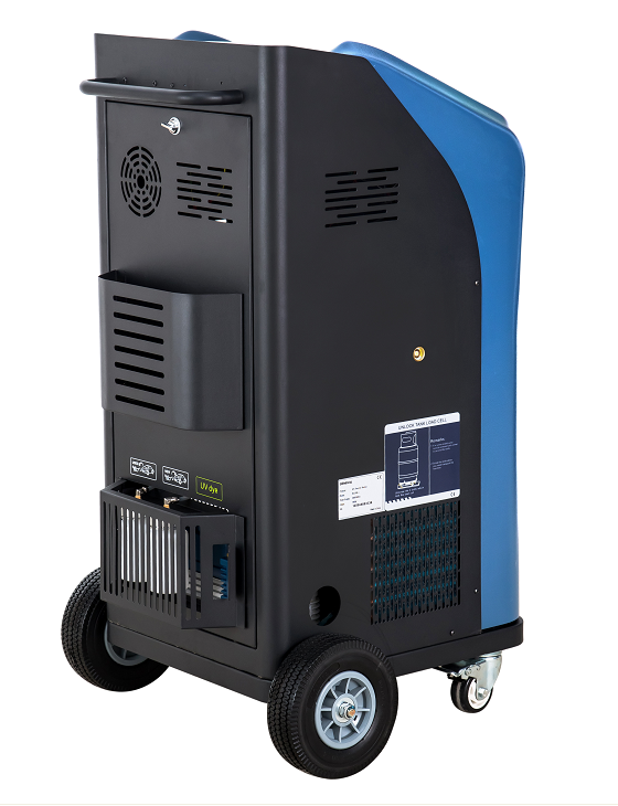 CE certified, Full Automatic RCC-8A+ car air conditioning machine