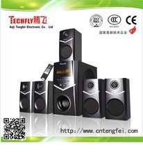 TF-835 High quality 5.1 Speaker Home Theater Speaker System with USB/SD/FM/REMOTE