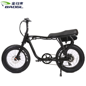 1000W electric bike Fancy Electric Mountain Bicycle Middle Motor Bike full suspension
