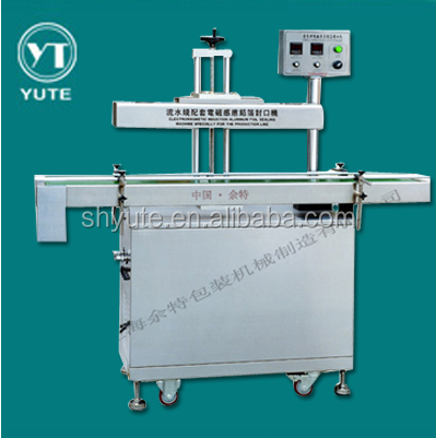 Automatic Cap Electromagnetic Induction Aluminum Foil Seal Machine, Electromagnetic Induction