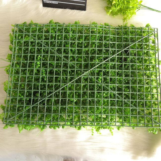 high quality  artificial grass wall wedding backdrop wall