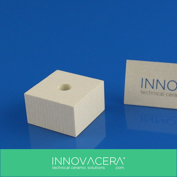 Stable Quality Hot Press BN/Boron Nitride Ceramic Block/INNOVACERA