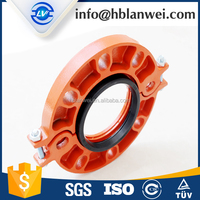 Grooved Flange Style 14