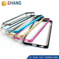 Made in China 0.7mm light-weight for iphone 5c luxury alumunum bumper case