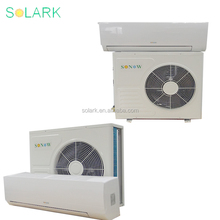free standing solar operated air conditioner