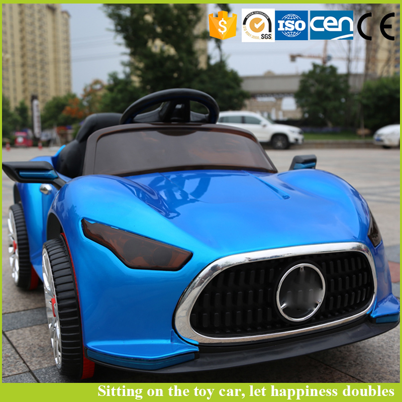 Children toys car ride 2016 one seat swing kids ride on electric cars toy for wholesale