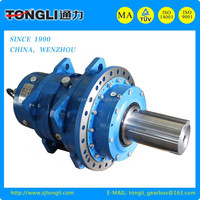 TP series heavy duty planetary gear reducer gearbox