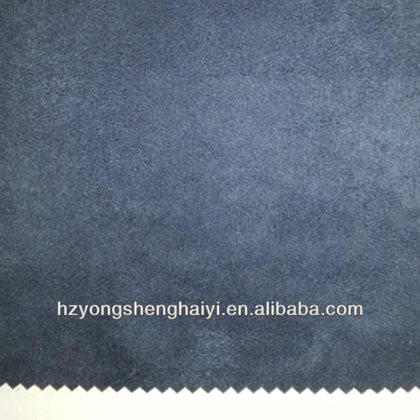 Good price good quality alova suede fabric