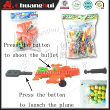 Ejection Bullet Plane toy candy