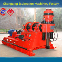 2014 China Innovative Red Top-head 2000mm Hole Dia GQ-10 Geothermal Drilling Rigs For Sale