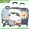 Wholesale Customized Printing Spandex Luggage Cover