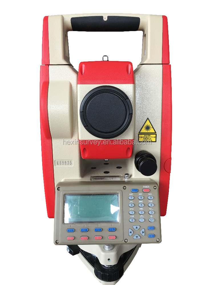 "angle accuracy 2"" total station surveying equipment,Kolida KTS442R6 600m reflectorless total station price"