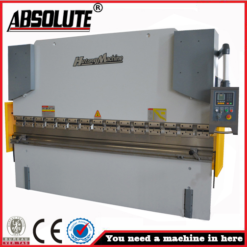 2017 new style 80t press brake High pressure hose crimping machine