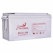 Hot sale 12v 150ah deep cycle solar storage battery