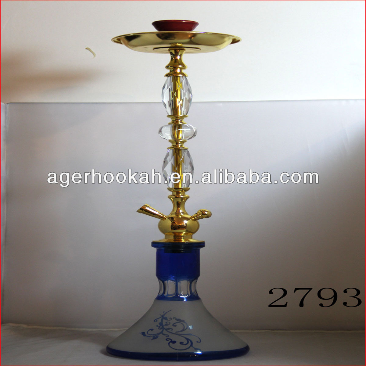 AGER new tobacco glass pipes