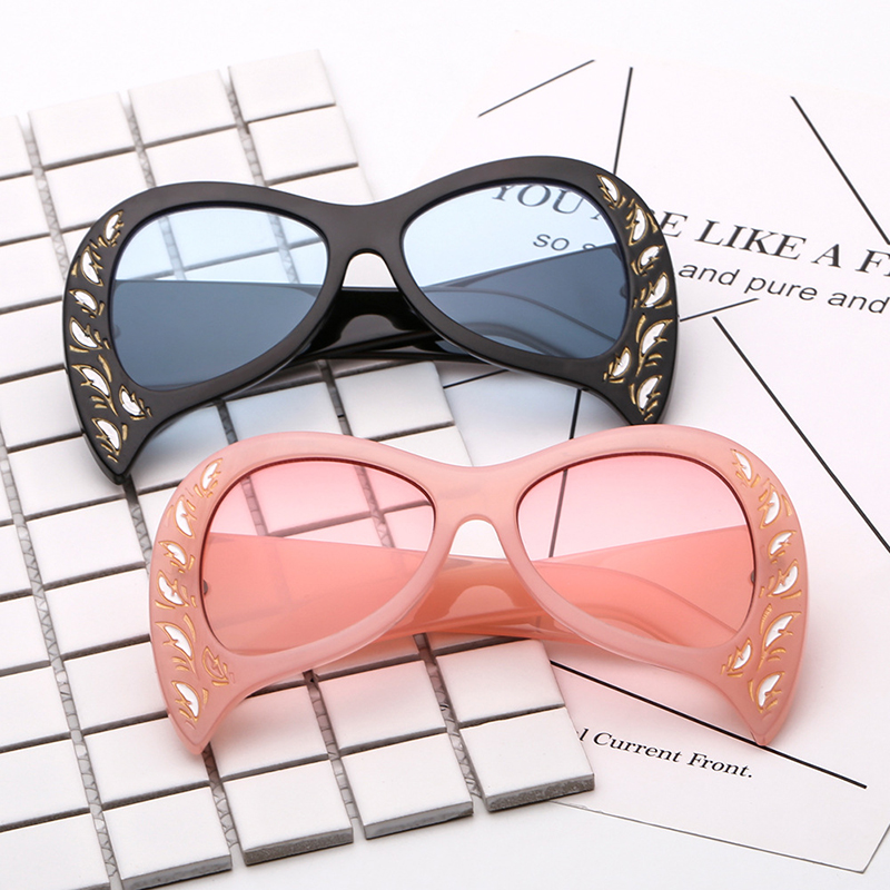 Rimless Cat Eye Sunglasses (23)