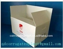 Eco-friendly Polypropylene PP Corrugated Fruit Tray/Container