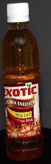 Exotic-Vitamin Enriched Apple Drink