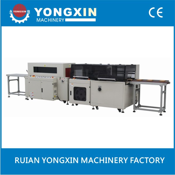 Candy Paper Box Film Shrink Wrapping Machine