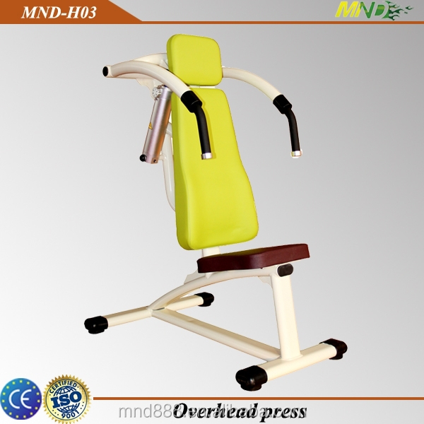 female exerciser/hydraulic fitness equipment