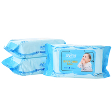 Baby Dry Disposable Cotton Facial Wipes Tissue Baby Body Hand Cleaning Wipe