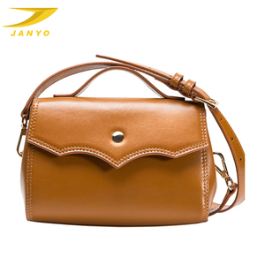 Popular fashion candy women small leather shoulder bag