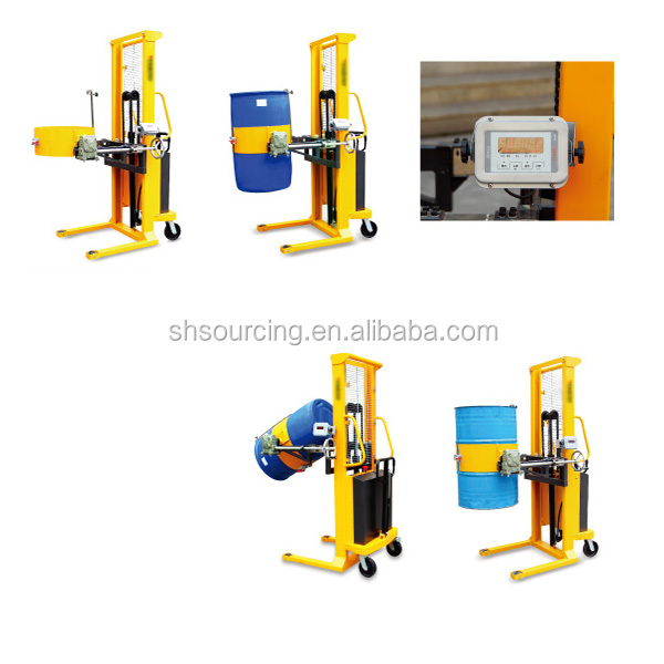 Forklift Trucks Drum Grab Lifter