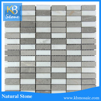 Interior design import natural stone marble & imported marble mosaic
