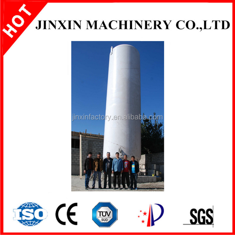 ISO Tank Container Double-wall Liquid CO2 Tank Liquid Carbon Dioxide Storage Tank