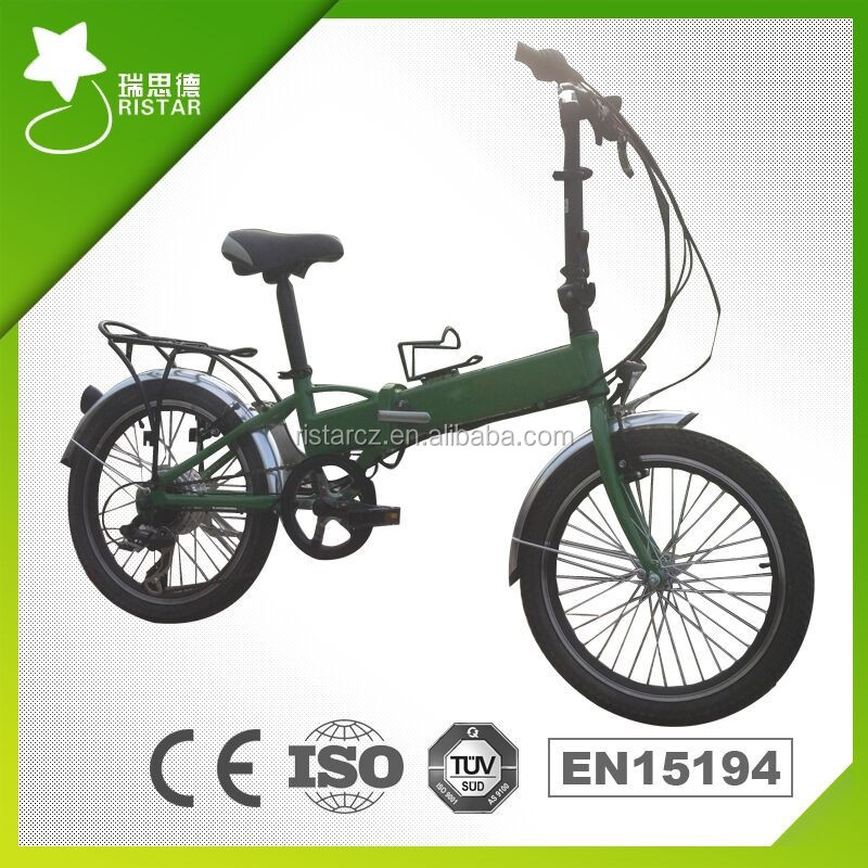 China New type 20Inch 36V 10AH 250W Cheap Folding Electric Bike
