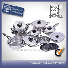 stainless steel china 18 10 stainless steel cookware