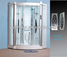 Steam Shower Room Shower Door Rollers/ Parts For Sliding Doors/ Shower Cabin Massage Rooms Shower Steam Room With Lcd Tv