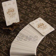 24k Gold PlayingCcards Custom Printing Sexy Girl Playing Cards
