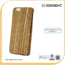 Mobile Phone Wooden Cover Case For iPhone 6
