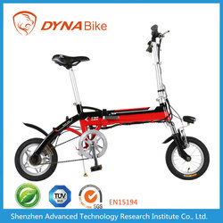 12 Inch electric pocket bike