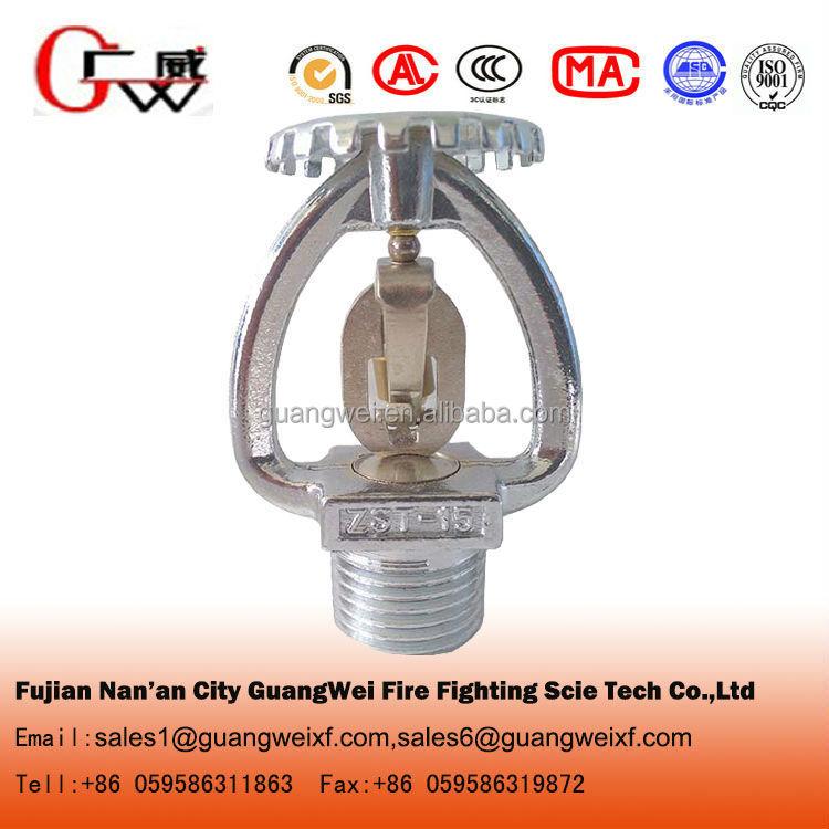 Agua rociadores contra incendios tipos sistema equipos for Tipos de aspersores