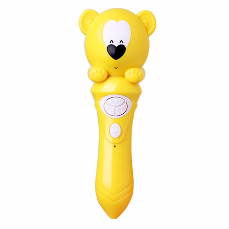 Brand New Cartoon Style Educational Toy Kids Read Pen Language Learning English Smart Children Talking Pen For The Blind