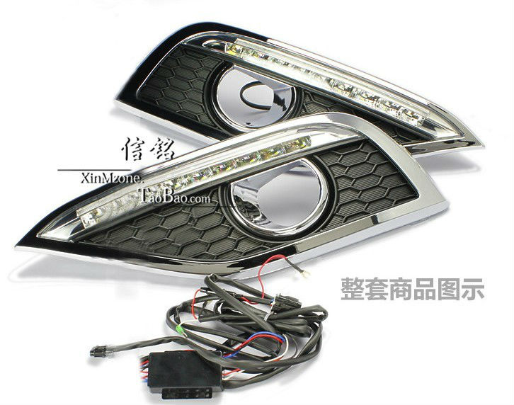 high quality daytime running light for crv 2012 honda