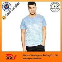 the Aztec round collar multi colored t shirts korean fashion stripe t shirt mens fashion t shirt