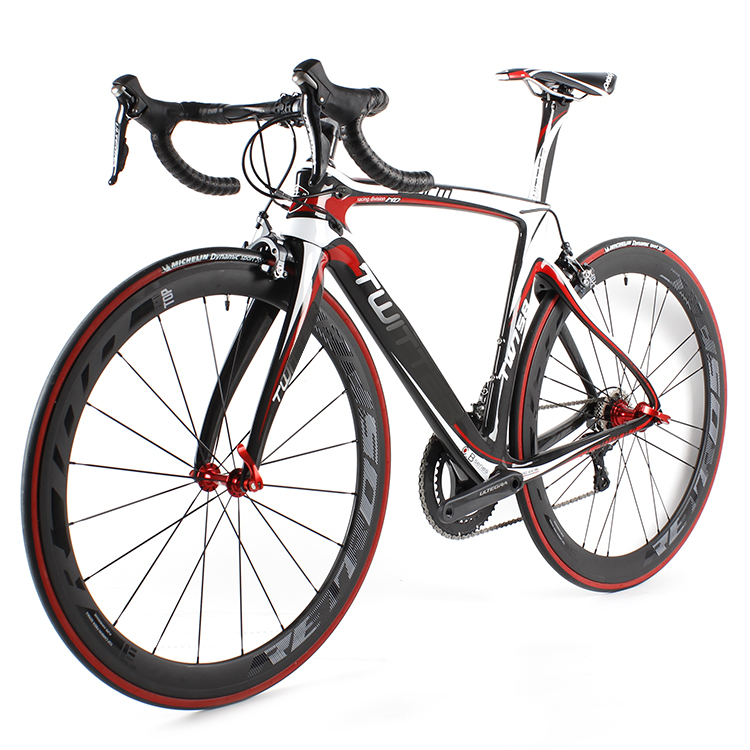 Chinese supplier 700C full carbon fiber road bike with shinano ULTEGRA/6800-22S groupset carbon road racing bike