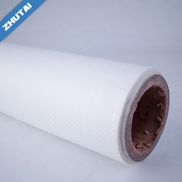 PE Composite Flexible Waterproofing Material plastic roll roofing
