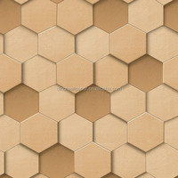Latest Version wall papers home decor 3d wallpaper/Hot sell 3D wallpaper/geometrical 3D Wallpaper