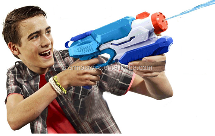 New Super Blaster Soaker Water Pistol Gun Toy