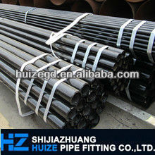 Hebei Shijiazhuang Seamless Pipe BE hs code carbon steel pipe