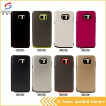 New arrival shockproof for samsung galaxy note 5 mirror case