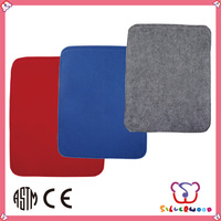 ICTI Factory eco polyester fashion design Factory price for Mini iPad bag