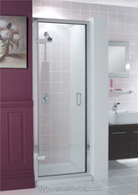 China Supplier Bathroom Decoration Hot Sale Glass Shower Door