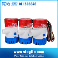 Singflo 12v water pump /specifications of submersible water pump manufacturer