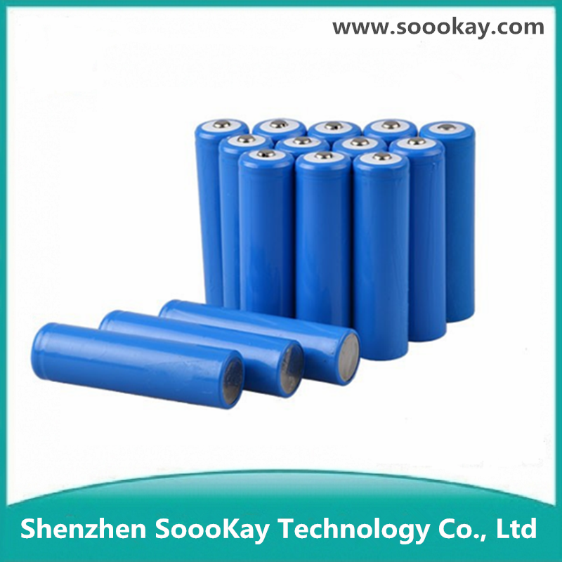 Factory Price 3.7V 2000mAh 18650 Li-ion rechargeable battery